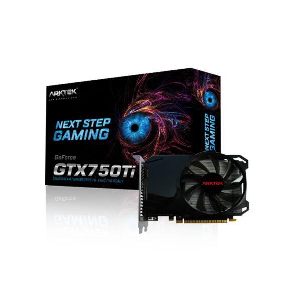 GTX750Ti 2GB GDDR5 128-bit HDMI/DVI/VGA