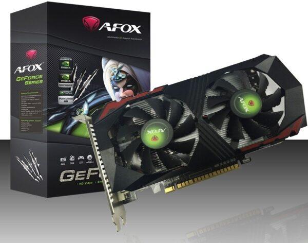 Afox - 2GB GTX1050 128Bits GDDR5