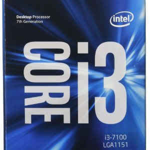 Процессор Intel® Core™ i3-7100