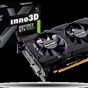 Inno 3D - 4GB GeForce GTX1050Ti 128Bits GDDR5