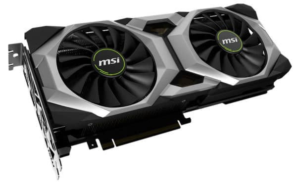 MSI - 11GB GeForce RTX 2080Ti Ventus DDR6 256bit