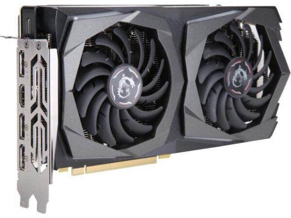 MSI - 6GB GeForce GTX 1660 GamingX 6G DDR5 128bit
