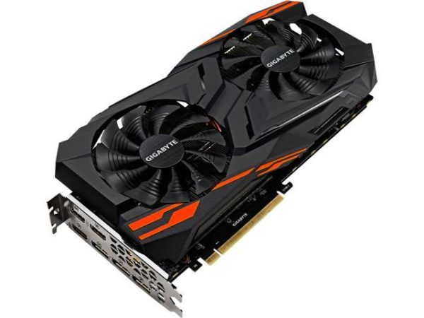 Gigabyte - 8GB Radeon RX VEGA 56 GAMING OC 2048 bit DDR5 GV-RXVEGA56GAMING OC-8GD (распродажа)