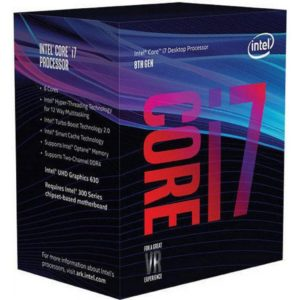 Процессор Intel® Core™ i7-8700K