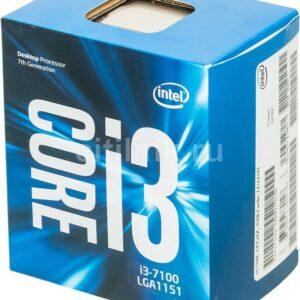 Intel-Core i3 - 7100