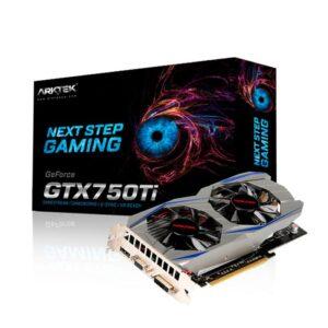 Arktek - 2GB GTX750 128Bits GDDR5