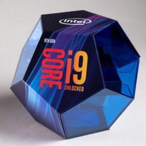 Процессор Intel® Core™ i9-9900K