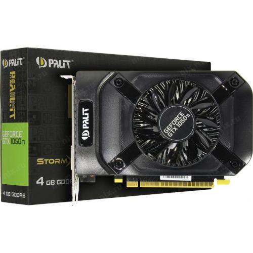 Palit - 4GB GeForce GTX 1050Ti DDR5