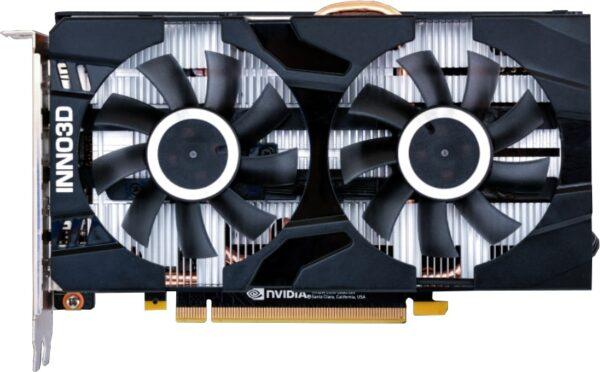 Inno 3D - 6GB GeForce GTX1660Ti Gaming OC X2 GDDR6