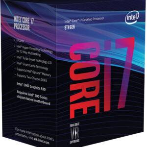 Intel-Core i7 - 8700