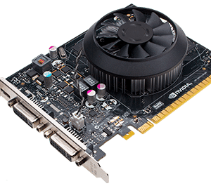 Axle - 2GB GTX750 128Bits GDDR5