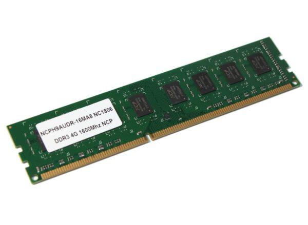 NCP 4GB DDR3 1600Mhz