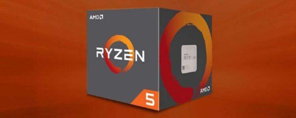 AMD Ryzen 5 1700