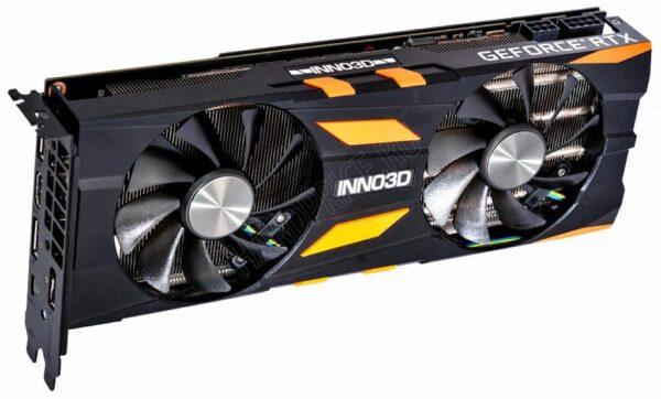 Inno 3D - 8GB GeForce RTX2070 TwinX2 GDDR6