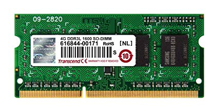TwinMos DDR3 8GB SODIMM 1600Mhz for notebook