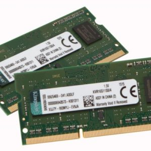 Kingston DDR3 4GB SODIMM 1600Mhz for notebook