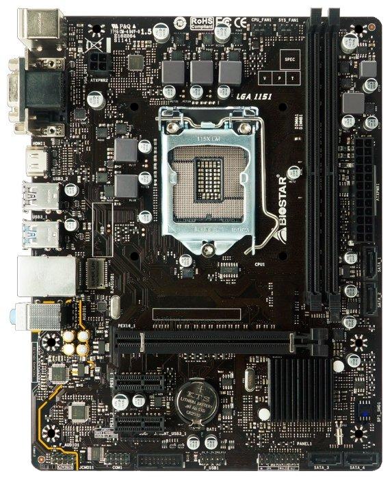 MB MSI H110 PRO-VD Plus