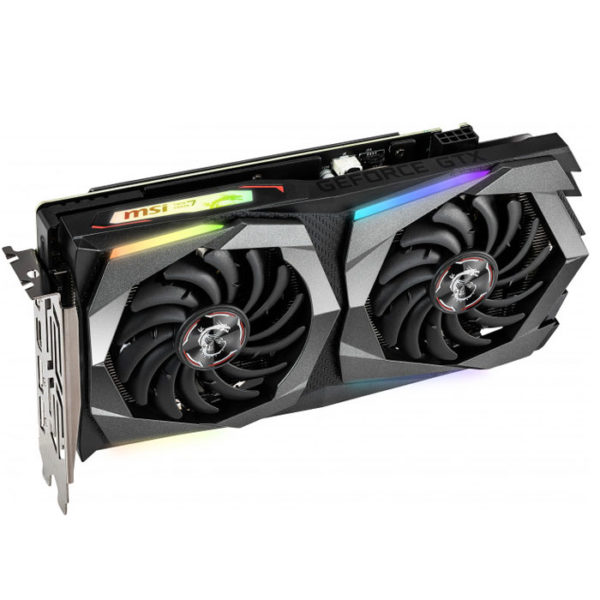 MSI - 6GB GeForce GTX 1660Ti GamingX DDR6 192bit