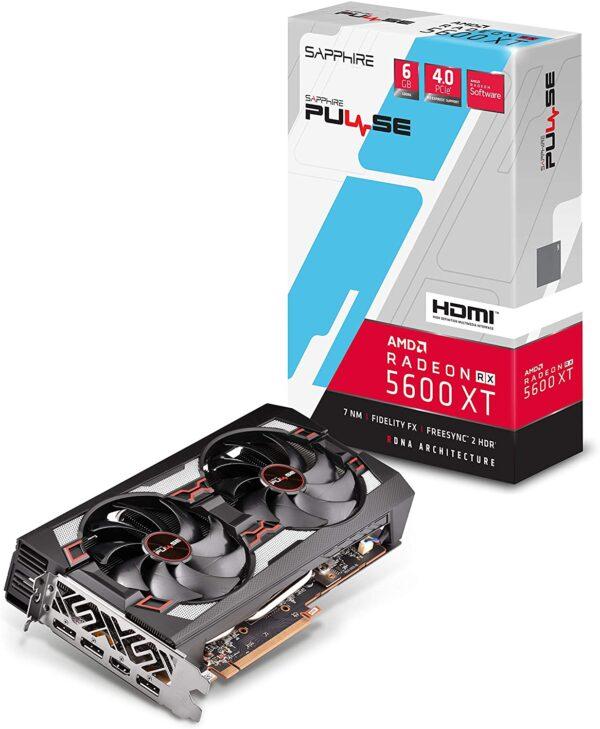 Sapphire - 6GB Radeon RX5600 XT DDR5 Pulse