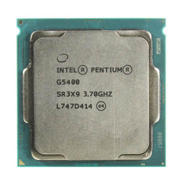 Intel-DualCore G5400 -