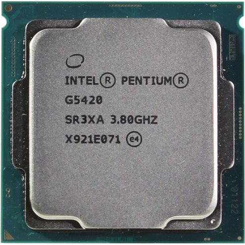 Intel-DualCore G5420