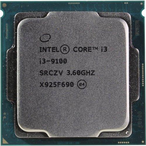 Intel-Core i3 - 9100