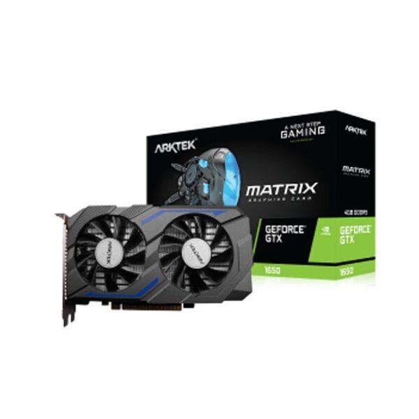 Arktek - 4GB GTX1650 128Bits GDDR5