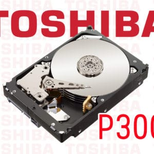 HDD 1TB Toshiba P300 HDWD110UZSVA 7200 Original OEM