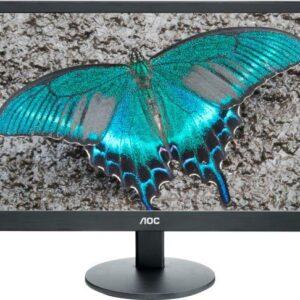 """AOC - 18,5"""" E970Sw LED Monitor"""