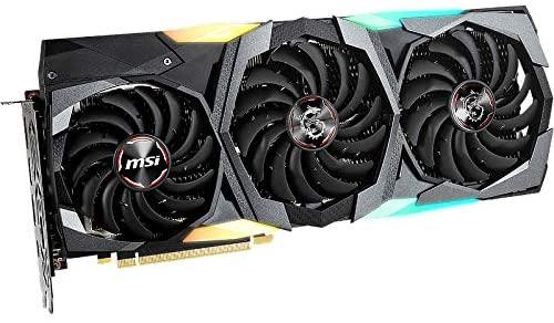 MSI - 8GB GeForce RTX 2080 Super Gaming X TRIO DDR6 256bit