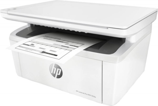 HP - LaserJet Pro MFP M28a (W2G54A)