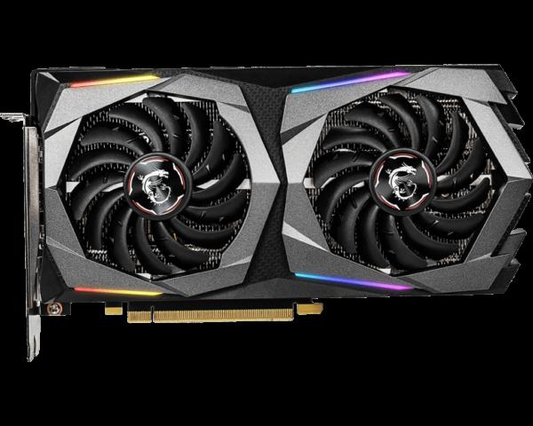 MSI - 8GB GeForce RTX 2060 SUPER GamingX DDR6 192bit