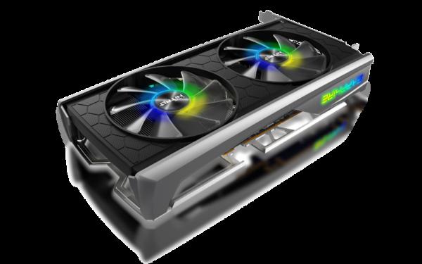 Sapphire - 8GB Radeon RX5500 XT DDR5 Nitro+