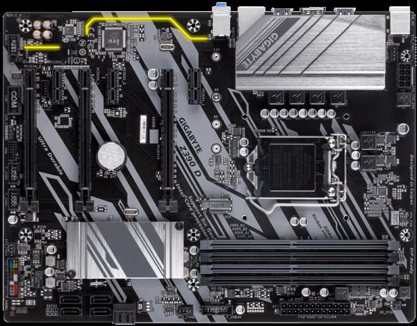 MB GigaByte Z390D
