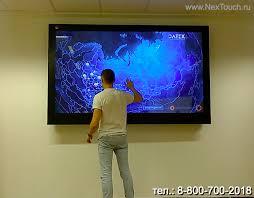 """Интерактивная сенсорная панель FPB 86"""""""