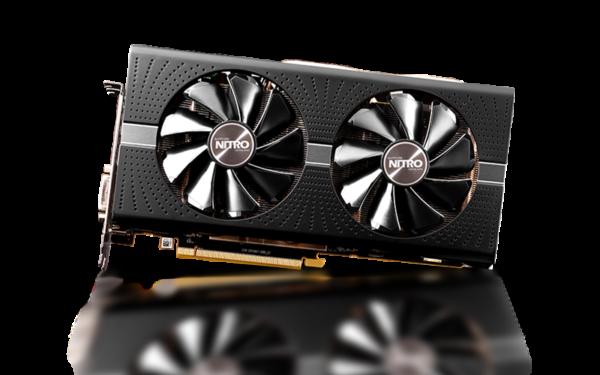 Sapphire - 8GB Radeon RX 590 256bit DDR5 Nitro+