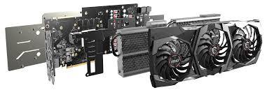 MSI - 8GB GeForce RTX 2080 Gaming X TRIO DDR6 256bit
