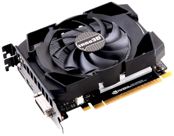 Inno 3D - 4GB GeForce GTX1050Ti