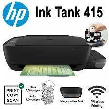 HP - Ink Tank 415