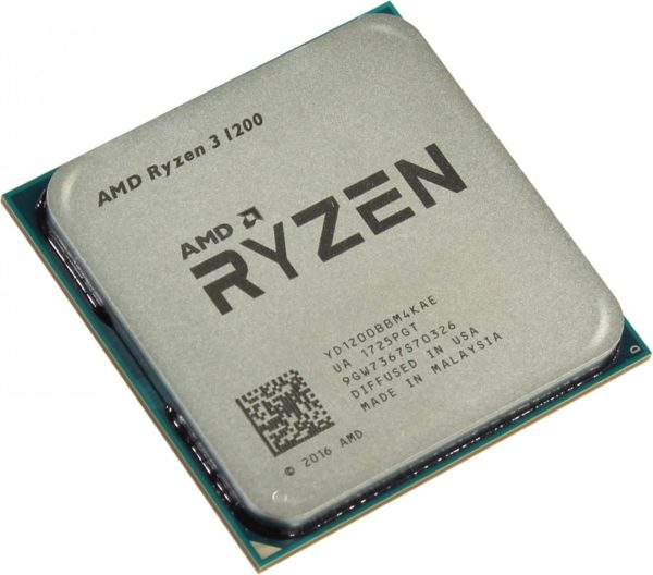 AMD Ryzen™ 3 1200 - 3.1 GHz