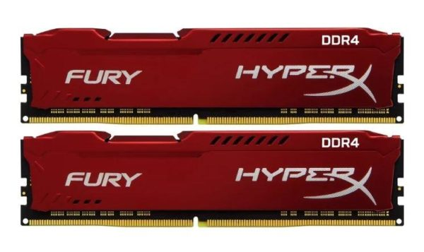 Kingston DDR4 32GB HyperX Fury