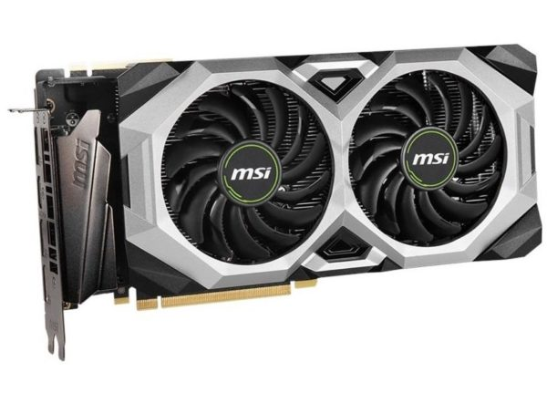 MSI - 8GB GeForce RTX 2080 Super Ventus XS DDR6 256bit