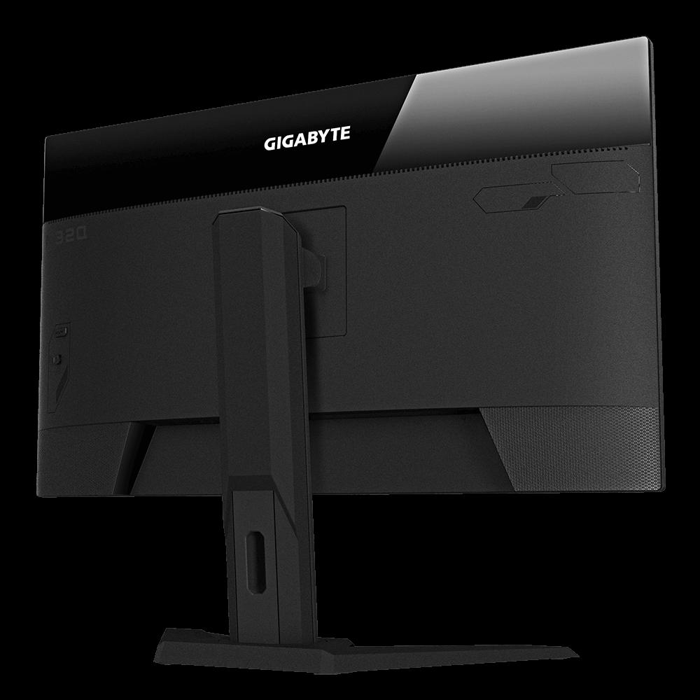 GIGABYTE представляет игровой монитор M32Q