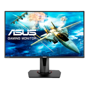 """ASUS - 27"""" VG278QR Gaming Monitor"""